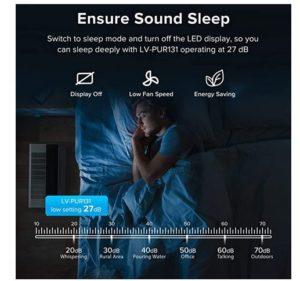 Levoit Air Purifier Noise Level